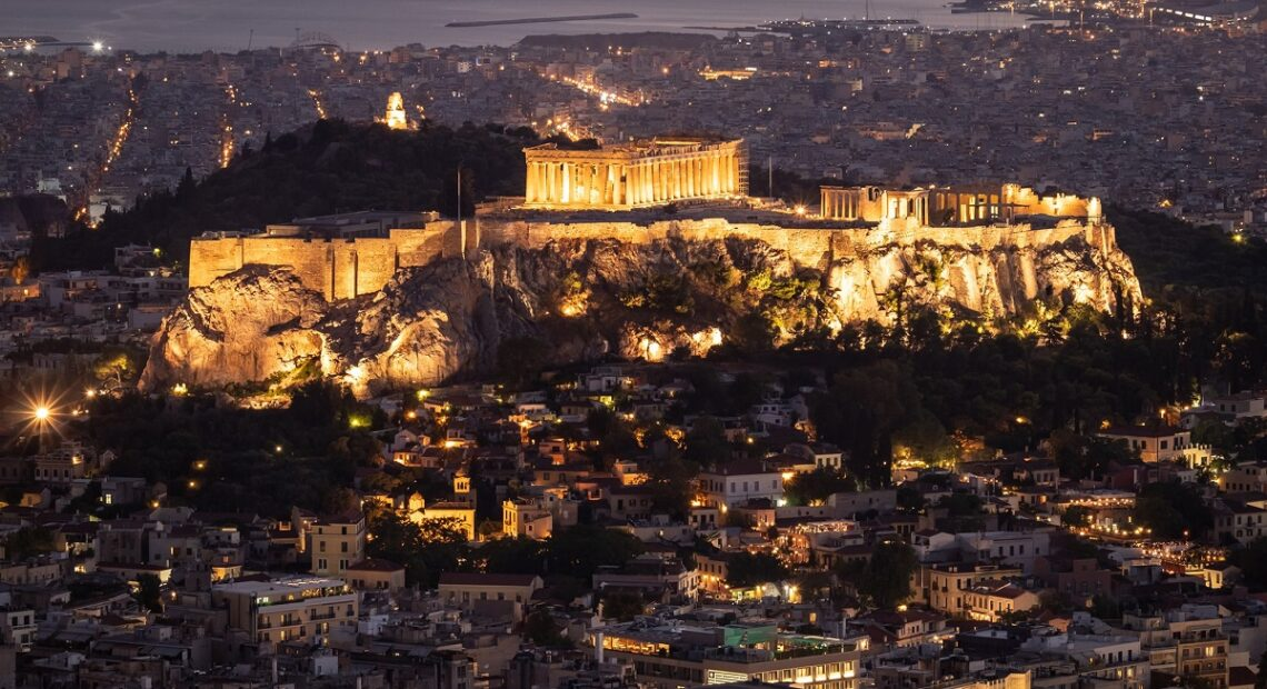 Athens on TIME Magazine's 'World's Greatest Places 2021' List