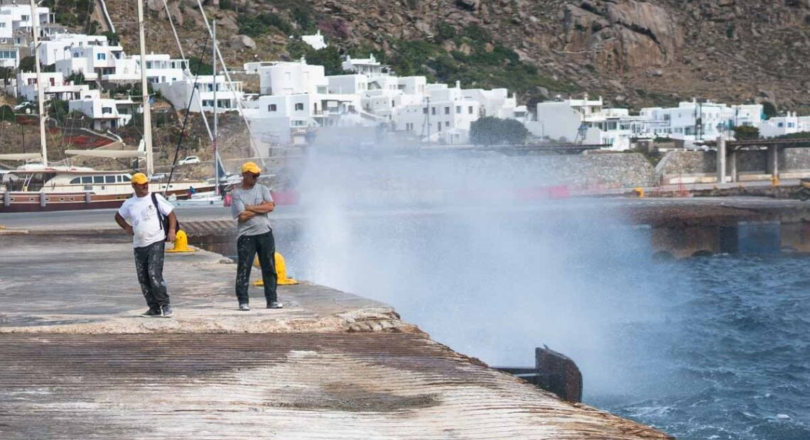 Authorities Mull New Measures as Covid-19 Hits Greek Islands