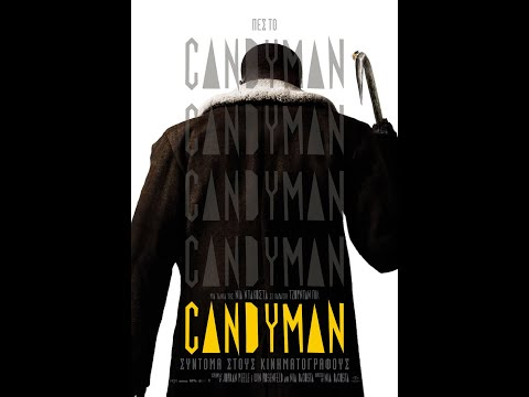 CANDYMAN - Official Trailer (greek subs)