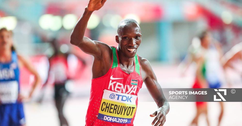 Άνοιξε θέση για τον Τσέρουιγιοτ στην ομάδα της Κένυας!