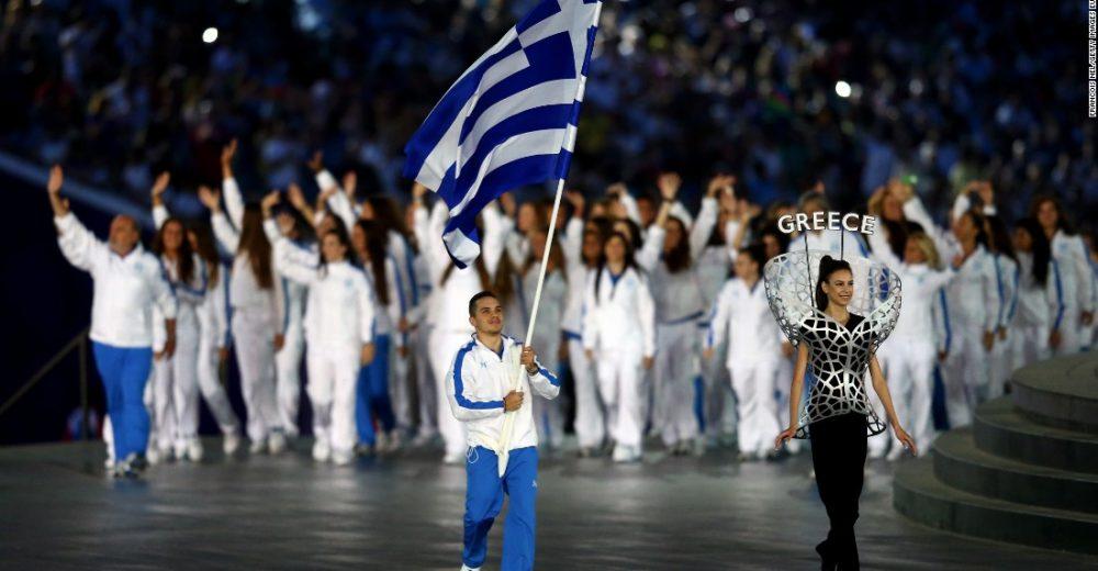ΑΠΟΣΤΟΛΗ ΤΟΚΙΟ-ΑΠΟΚΛΕΙΣΤΙΚΟ: Tελετή έναρξης με σημαιοφόρους και αθλητές