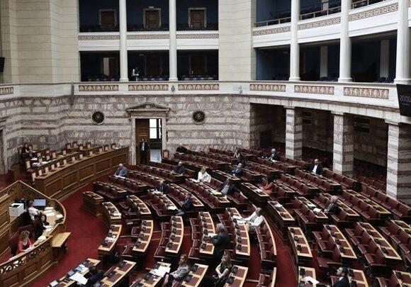 Βουλή: Κατατέθηκε το νομοσχέδιο για το Κτηματολόγιο και τις νέες ψηφιακές υπηρεσίες