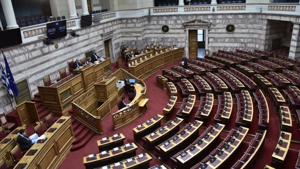 Βουλή: Ψηφίστηκε το νομοσχέδιο για τη διαχείριση των απορριμμάτων