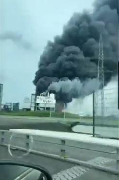 Γερμανία: Έκρηξη στο Λεβερκούζεν