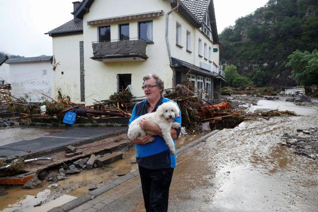 Γερμανία – Πλημμύρες: Πού απέτυχε το σύστημα προειδοποίησης; – Ζητούν ευθύνες από τα κρατίδια