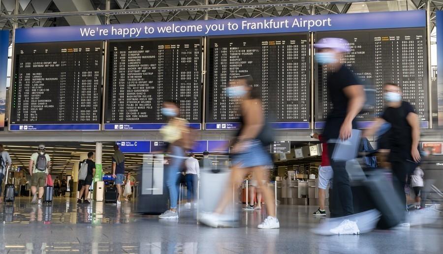 Γερμανία – Fraport: «'Οχι» στην καραντίνα για εμβολιασμένους που επιστρέφουν από «περιοχές παραλλαγής»