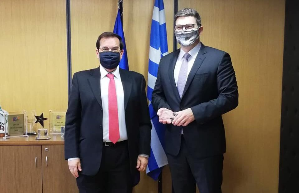 ΔΕΠΑ Εμπορίας: Ιδρύεται το πρώτο Ενεργειακό Κέντρο Ικανοτήτων στην Ελλάδα