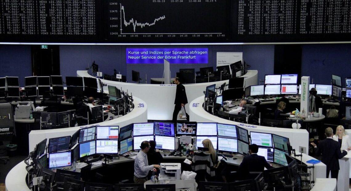 Ευρωαγορές: Η τροπή της πανδημίας «βυθίζει» την Ευρώπη