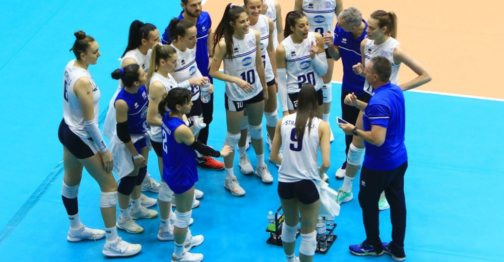 Ευρωβόλεϊ γυναικών: Με 17 αθλήτριες ξεκινά η προετοιμασία στο Βόλο