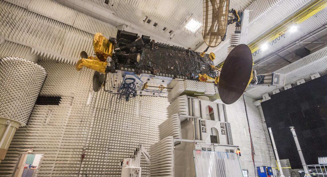 Η Hellas Sat πραγματοποιεί δορυφορική διασύνδεση Δικτύων 5G
