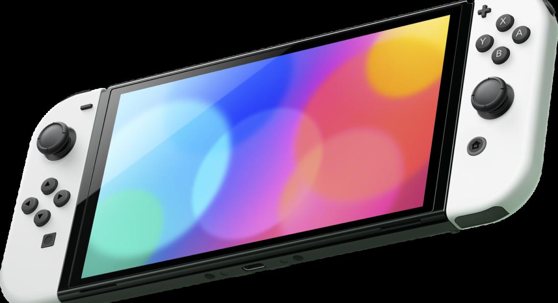 Η Nintendo παρουσιάζει το νέο Switch με 7ιντση οθόνη OLED