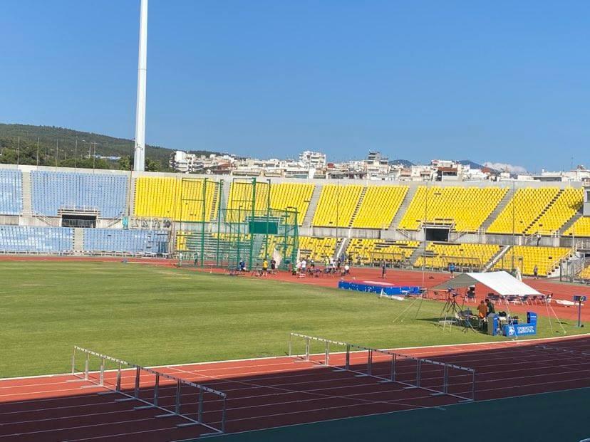 Θεσσαλονίκη 2021: LiveFeed πανελλήνιο Κ20 (1η μέρα απόγευμα)