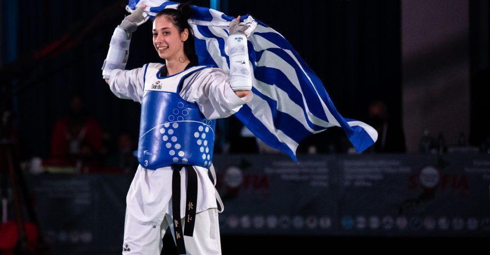 Με ανυπομονησία για τους… δεύτερους Ολυμπιακούς η Τζέλη