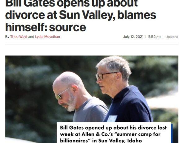 Μπιλ Γκέιτς: Μιλά για πρώτη φορά για τον χωρισμό του – «Εγώ φταίω, τα έκανα θάλασσα»