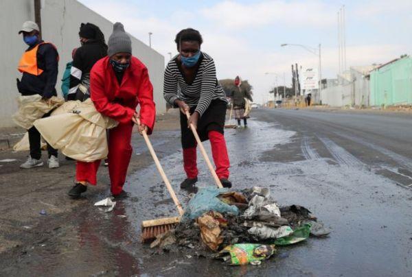 Νότια Αφρική: 117 νεκροί ύστερα από μίας εβδομάδας βίαια επεισόδια