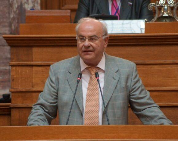 Πέθανε ο Τάσος Νεράντζης, πρώην βουλευτής της ΝΔ