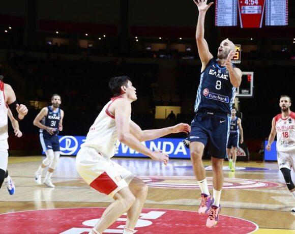 Προ-Ολυμπιακό: Σούπερ Εθνική, τελικό με Τσεχία!