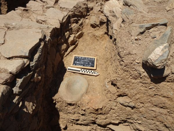 Σημαντικά ευρήματα στο Γκουριμάδι Καρύστου, στον αρχαιότερο οικισμό της περιοχής