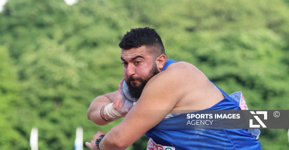 Ταλίν 2021 (Κ23): ΧΑΛΚΙΝΟ ο Μουζενίδης στο ευρωπαϊκό!