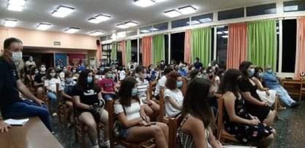 Το Ίδρυμα Μιχάλης Κακογιάννης αρωγός στο Θερινό Σχολείο Δήμου Καλαβρύτων