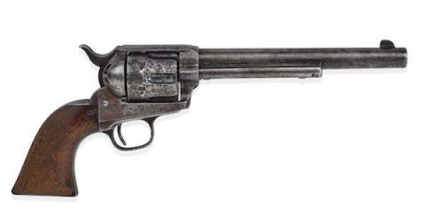 Το όπλο που σκότωσε τον Billy The Kid βγαίνει στο σφυρί