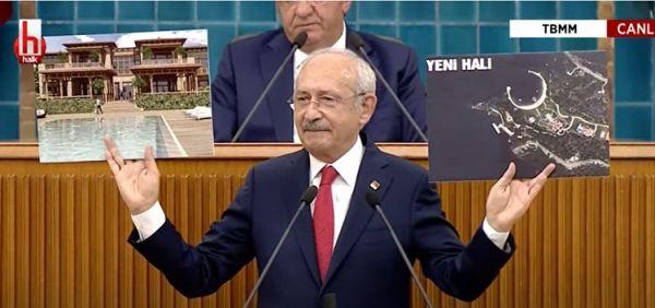 Τουρκία: Θύελλα αντιδράσεων για το θέρετρο του Ερντογάν – «Τα παιδιά πάνε για ύπνο νηστικά»