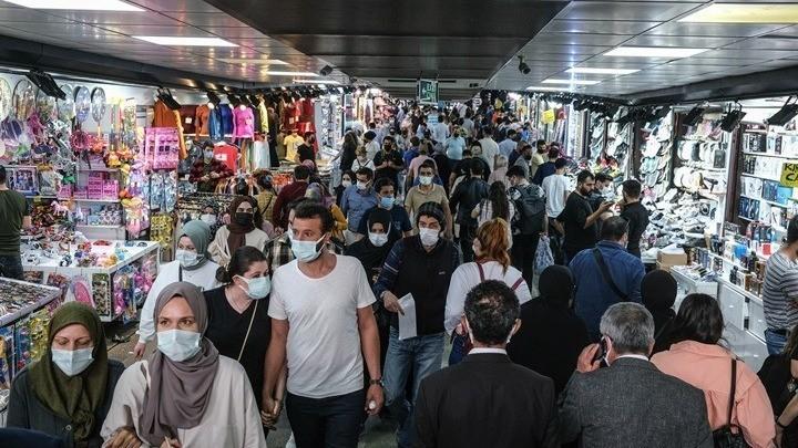 Τουρκία: Τριπλάσια τα κρούσματα τον Ιούλιο – Πάνω από 14