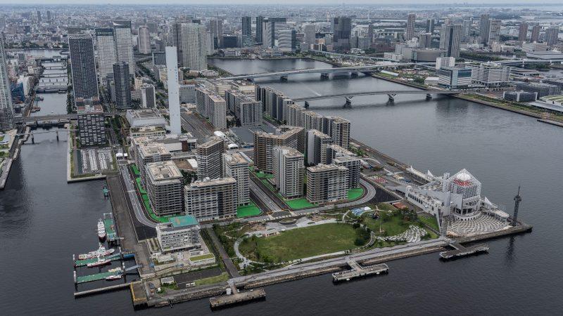 Τόκιο 2020: Άνοιξε το Ολυμπιακό χωριό