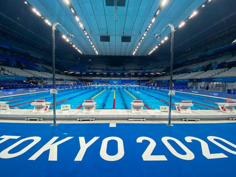 Τόκιο 2020: Δοκιμάζουν τις εγκαταστάσεις οι Έλληνες αθλητές