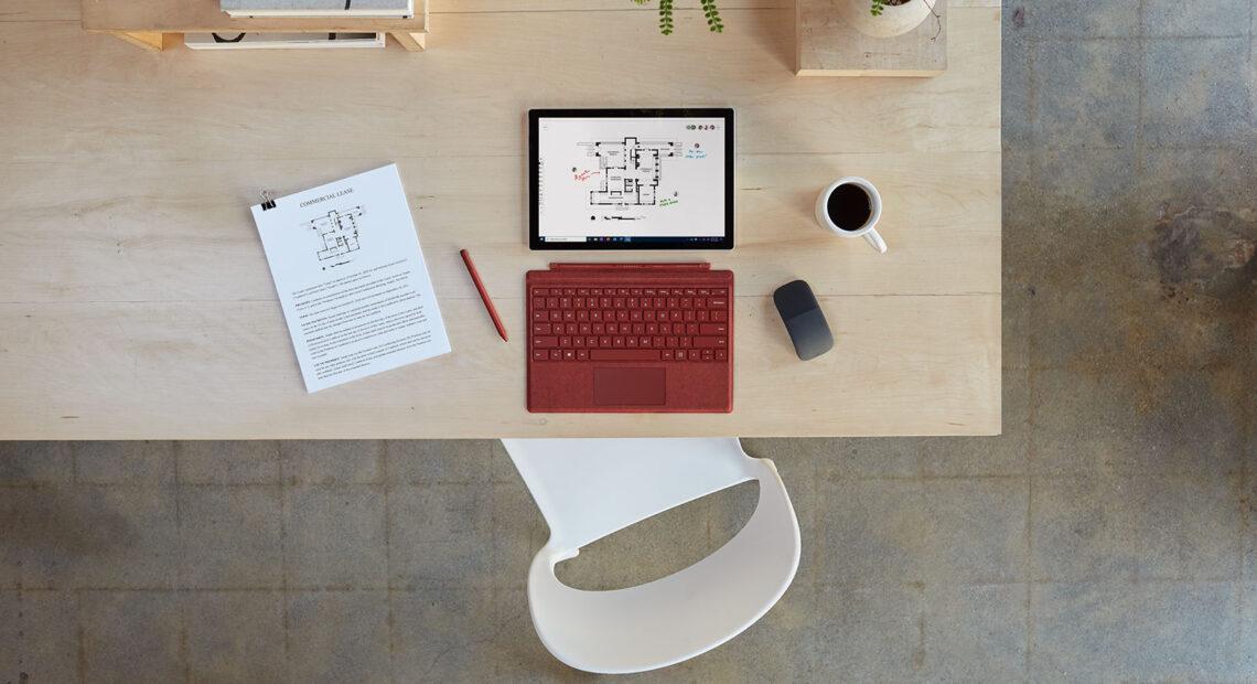 Υπηρεσία προηγμένης ανταλλαγής για πλήρη υποστήριξη των Microsoft Surface