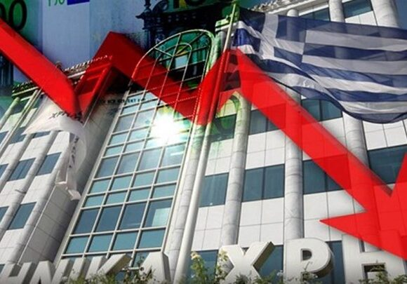 Χρηματιστήριο: Βαρύτατες απώλειες 3,9% – H χειρότερη ημέρα για το 2021