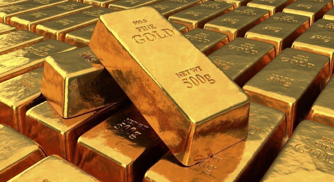 Χρυσός: Μικρές απώλειες για το πολύτιμο μέταλλο