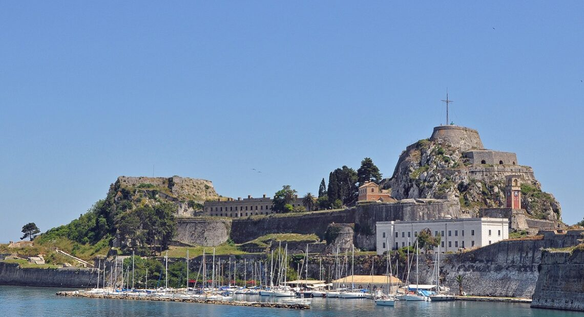 Corfu: Ministry to Improve Accessibility to Old Fortress and Town