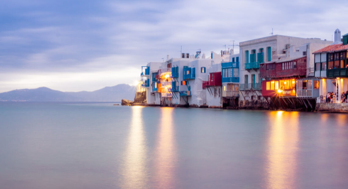 Covid-19: Mykonos Says Goodbye to Curfew, Music Ban