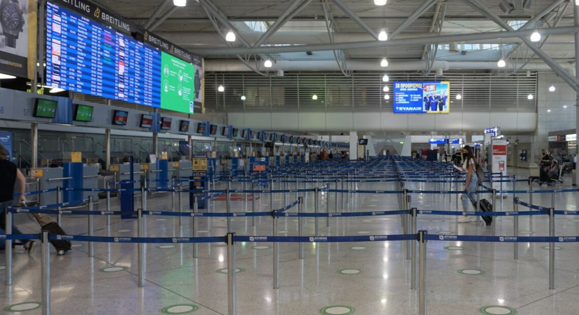 EU Approves €110 Million Covid-19 Aid Package for Athens Airport