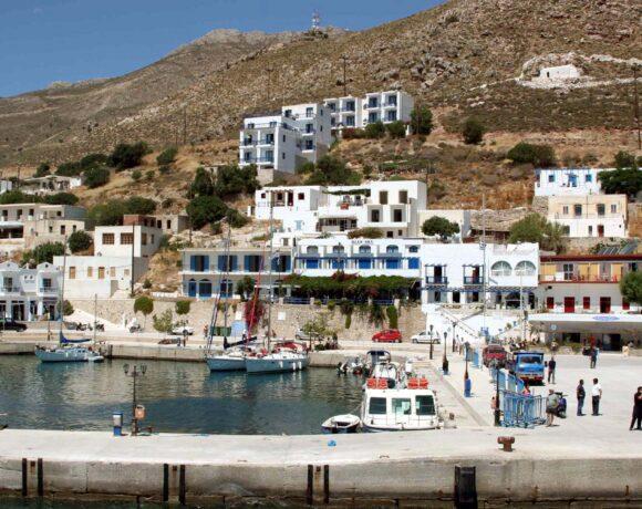 Eunice: Το τεχνολογικό μοντέλο της Τήλου σε νέα υβριδικά έργα στα νησιά του Αιγαίου