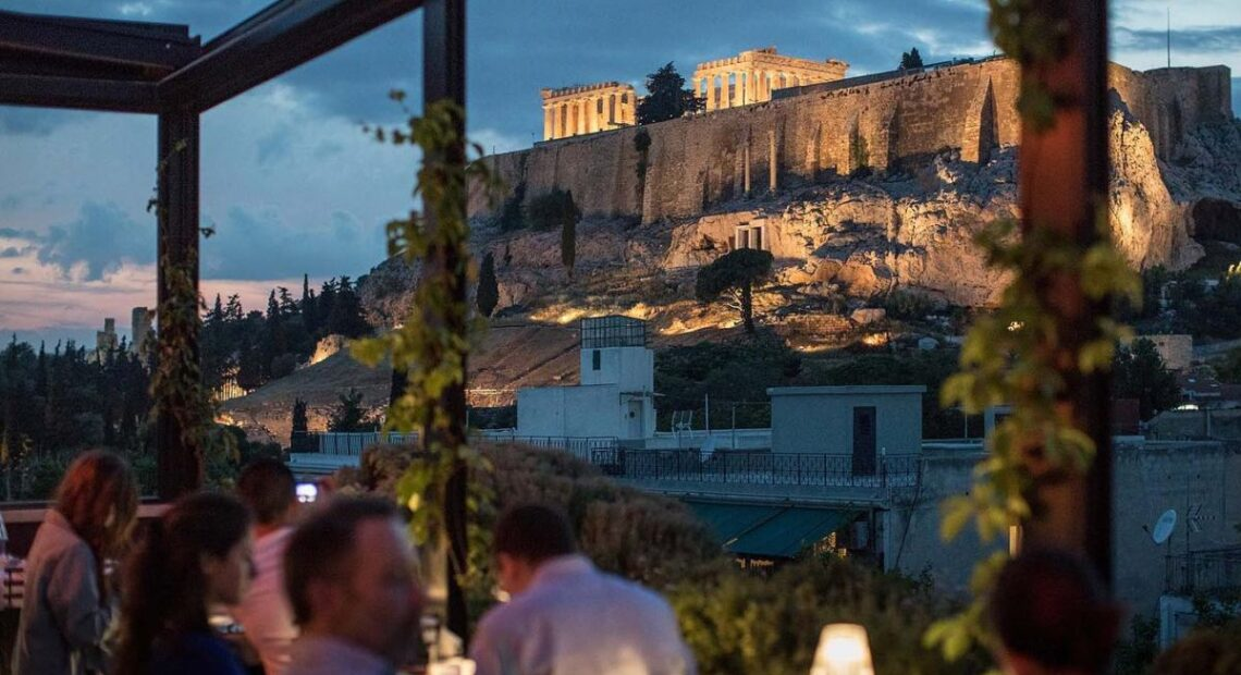 Fine Dining in Athens: Ignite your SENSES at the AthensWas Rooftop Restaurant