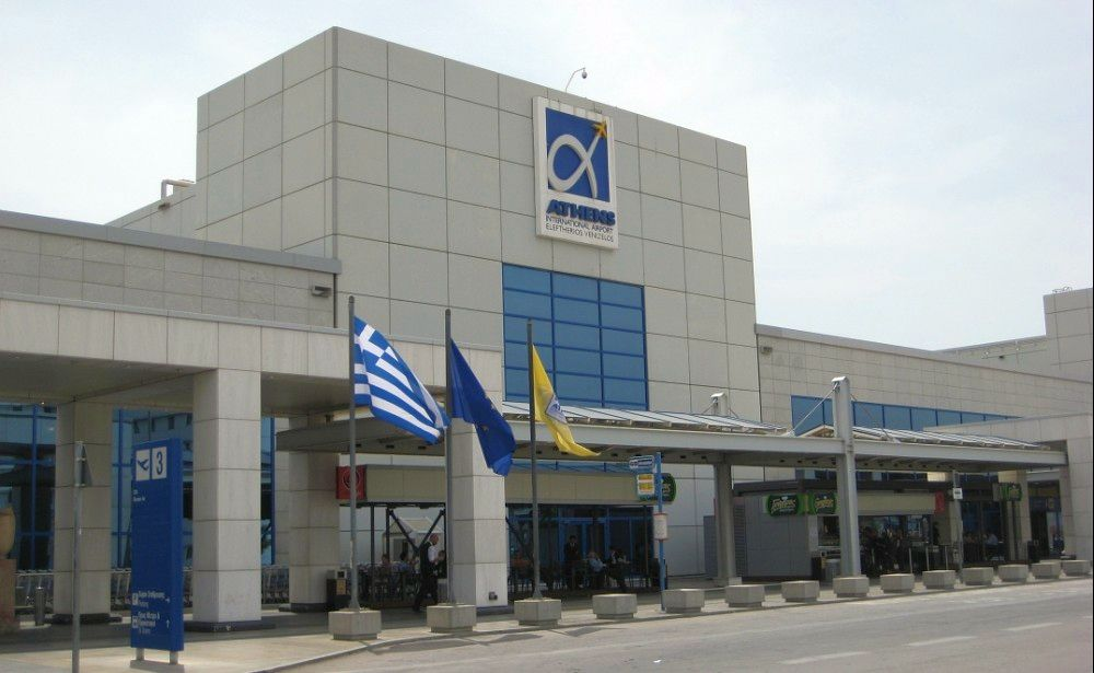 Flight Activity at Athens Airport Picks Up Pace