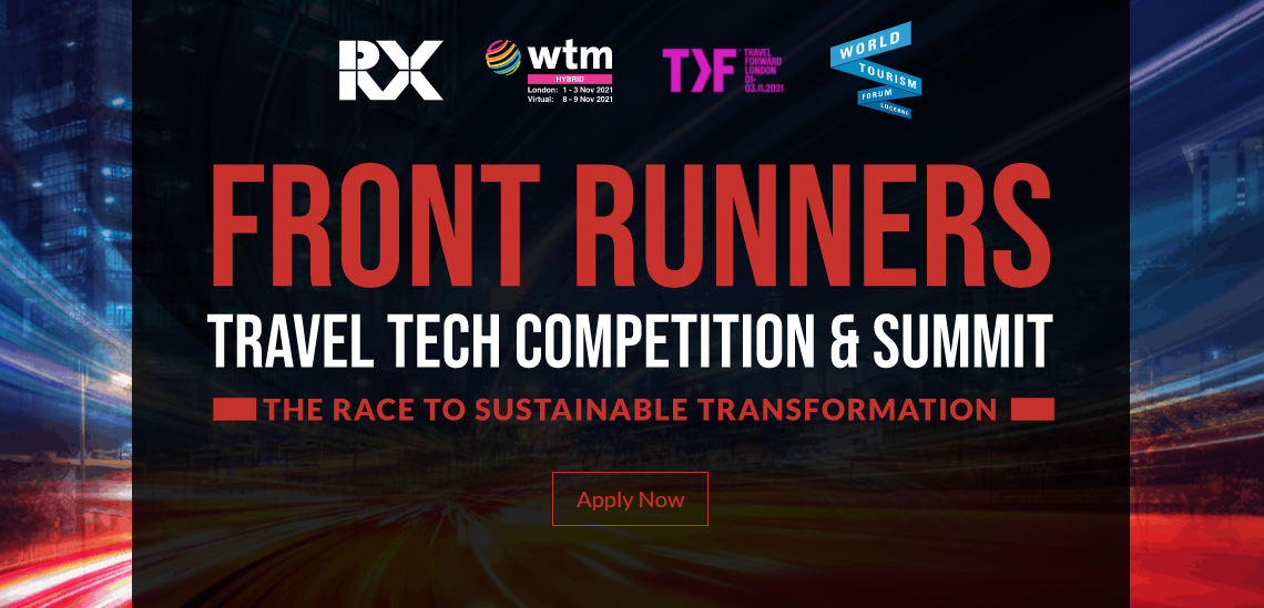 Front Runners: New Competition Invites Startups to Bring Value to Travel Industry