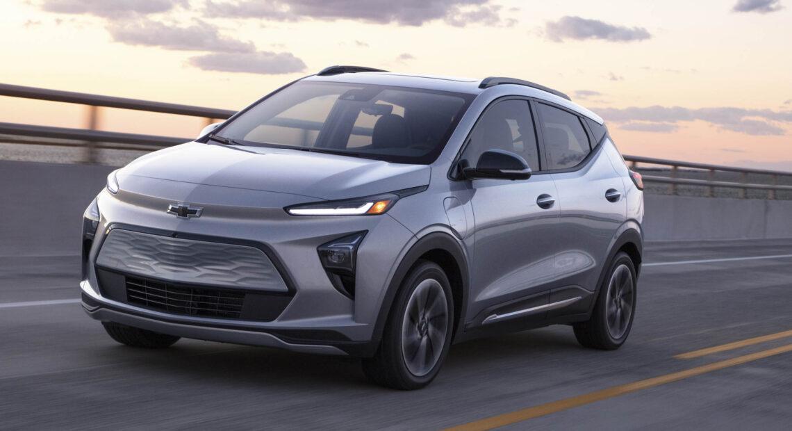 GM: Φωτιά έπιασαν δύο ηλεκτρικά Chevrolet Bolt