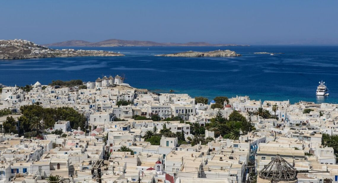 Greece Aiming to Crack Down on Mykonos' Private 'Corona Parties'