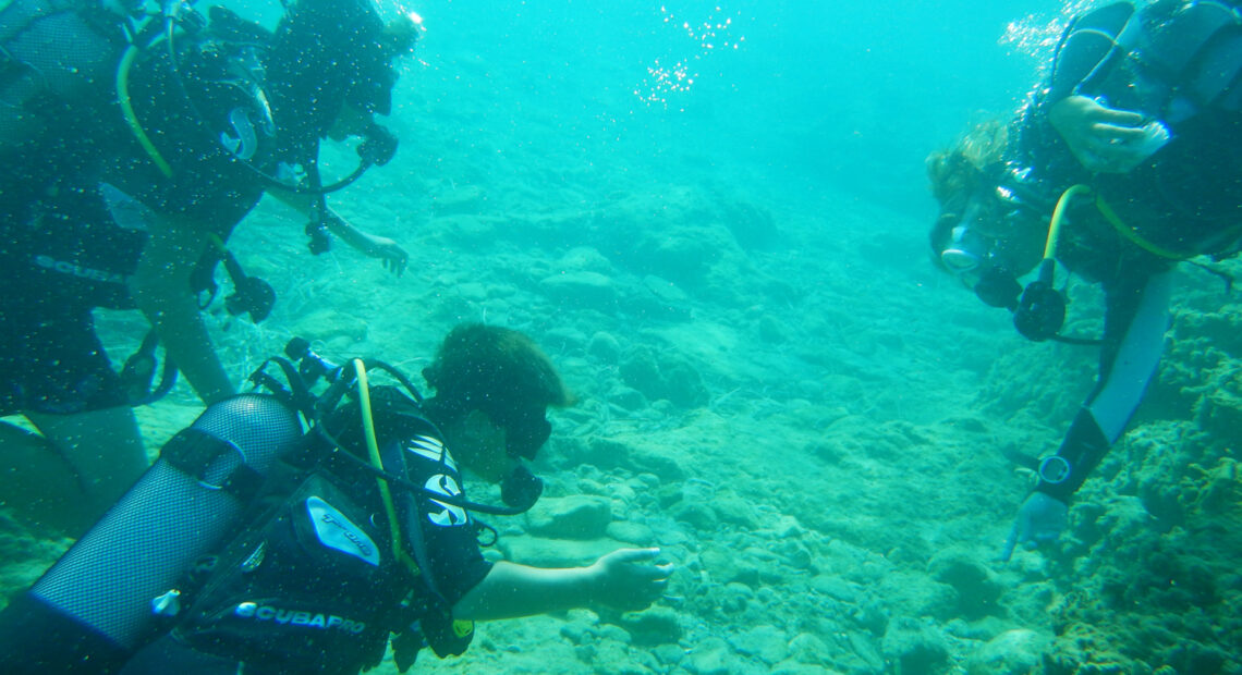 Greece Forms Committee to Boost Diving Tourism Offering