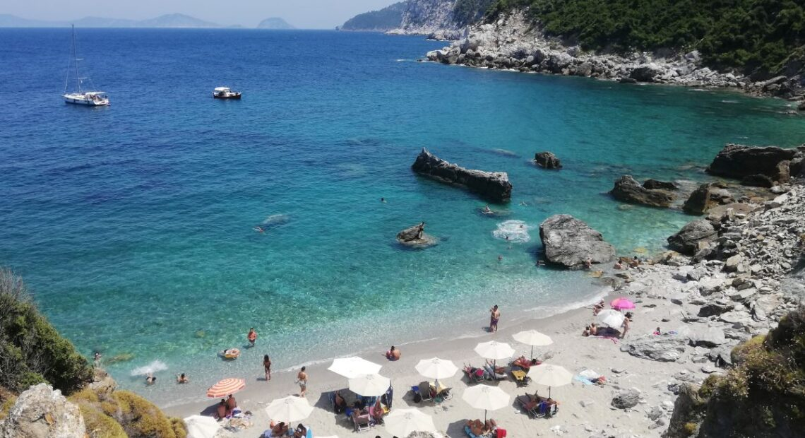 Greece Sees Over 40% Rise in Tourist Arrivals in June