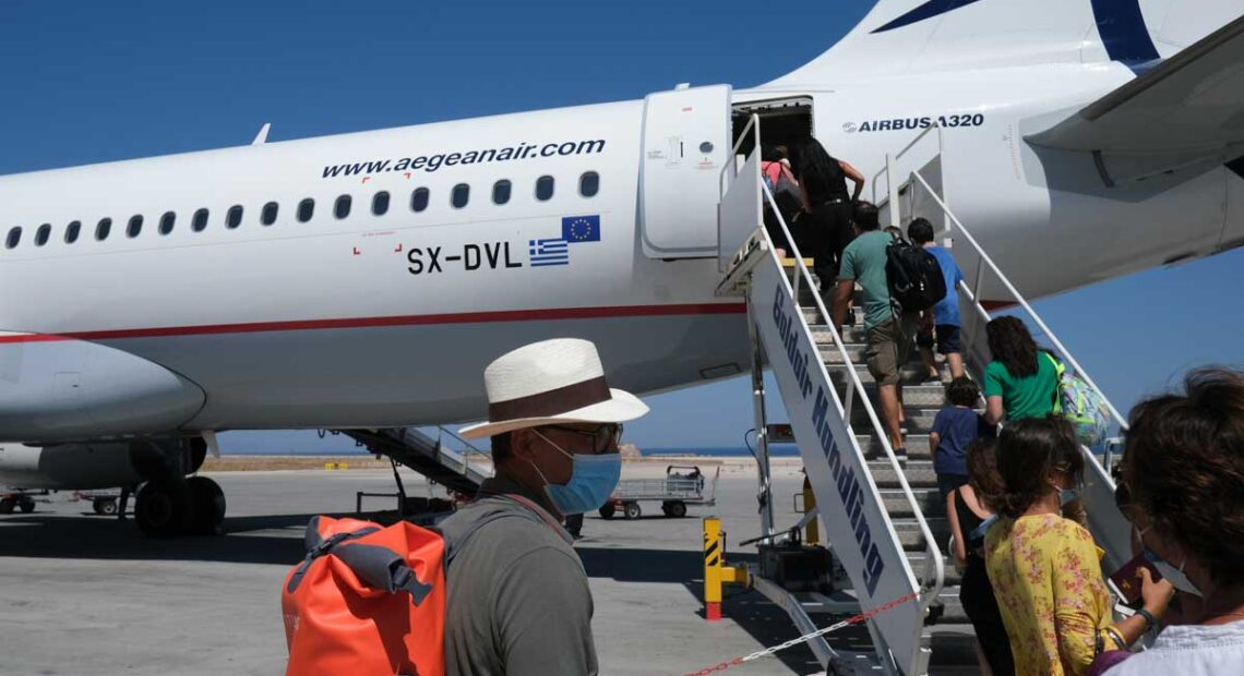 Greece Updates Covid-19 Travel Rules, Bumps Rwanda and Thailand Off Safe List