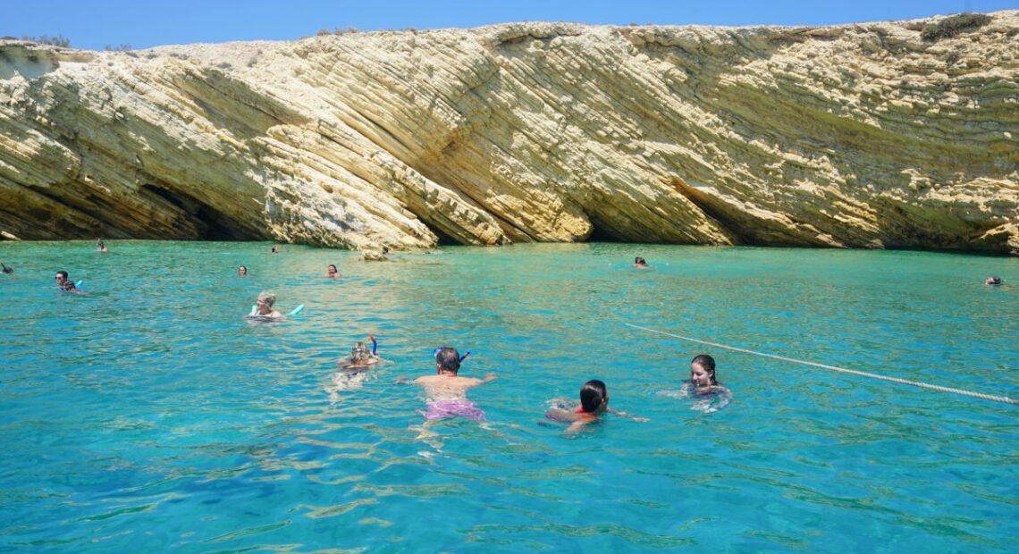 Greek Tourist Arrivals at 60% of 2019 Levels