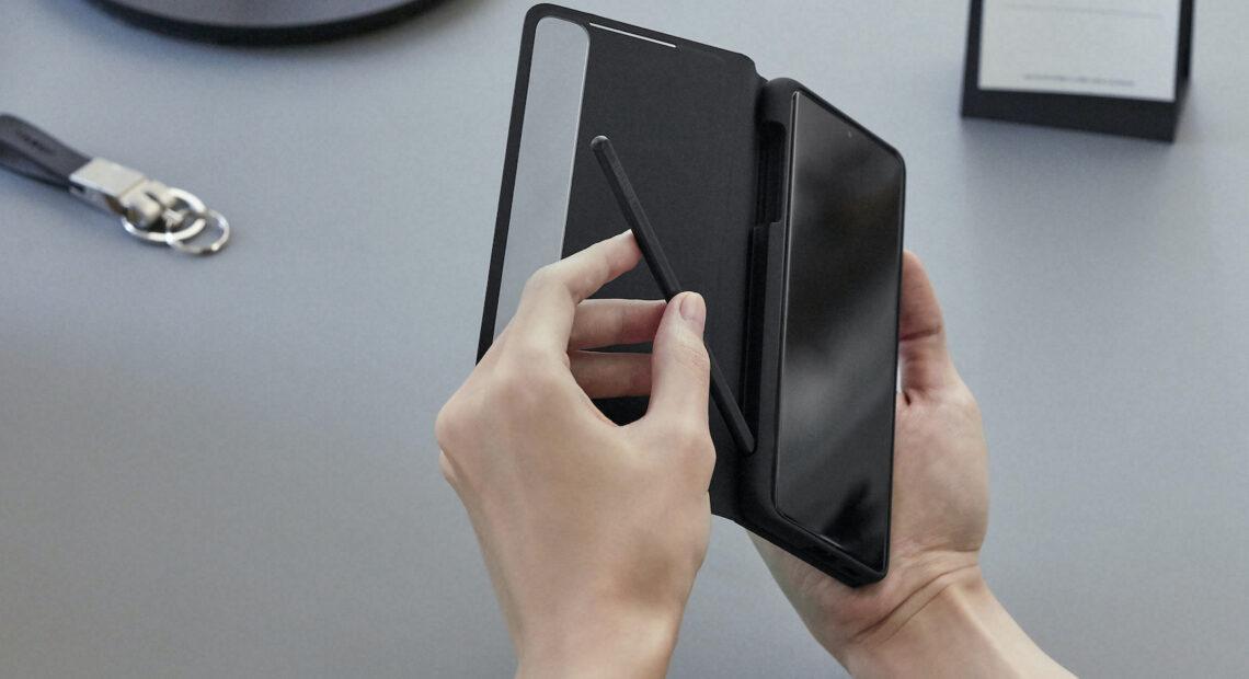 H Samsung επιβεβαιώνει ότι έρχεται ένα S Pen στο Unpacked