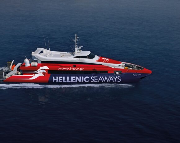 Hellenic Seaways: New Schedules for High-speed Vessels to the Greek Islands