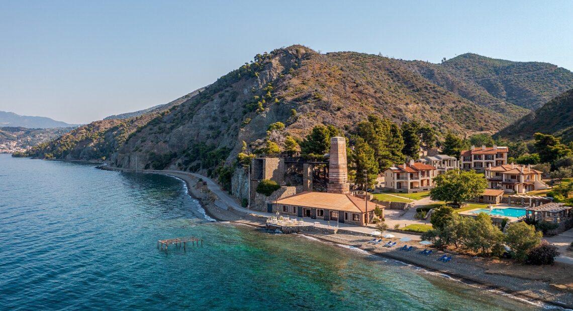 Hospitality Management Company 'homm' Partners with Kaminos Resort on Evia