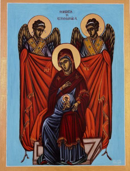 Iconostasis: Ατομική έκθεση αγιογραφίας του Νεκτάριου Αποσπόρη στην Δημοτική Πινακοθήκη Μυκόνου