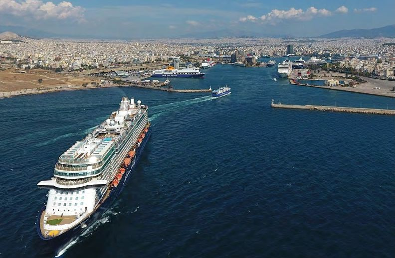 Infrastructure, Connectivity Key to Keeping Cruise Companies in Greece
